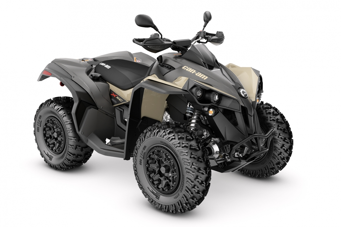 Can-Am Renegade 650 X XC T | ATV 2021