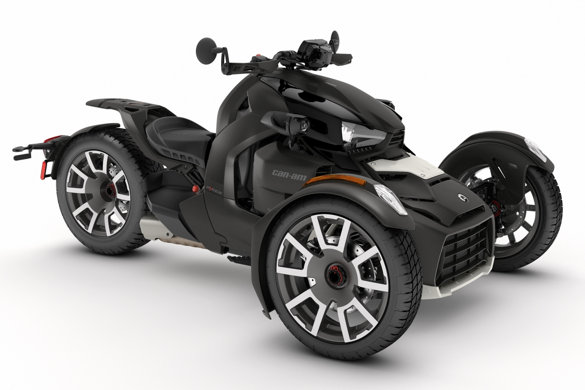 Can-Am Ryker 900 ACE Rally Edition | Roadster 2021