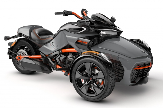 Can-Am Spyder 1330 ACE F3 S | Roadster 2021