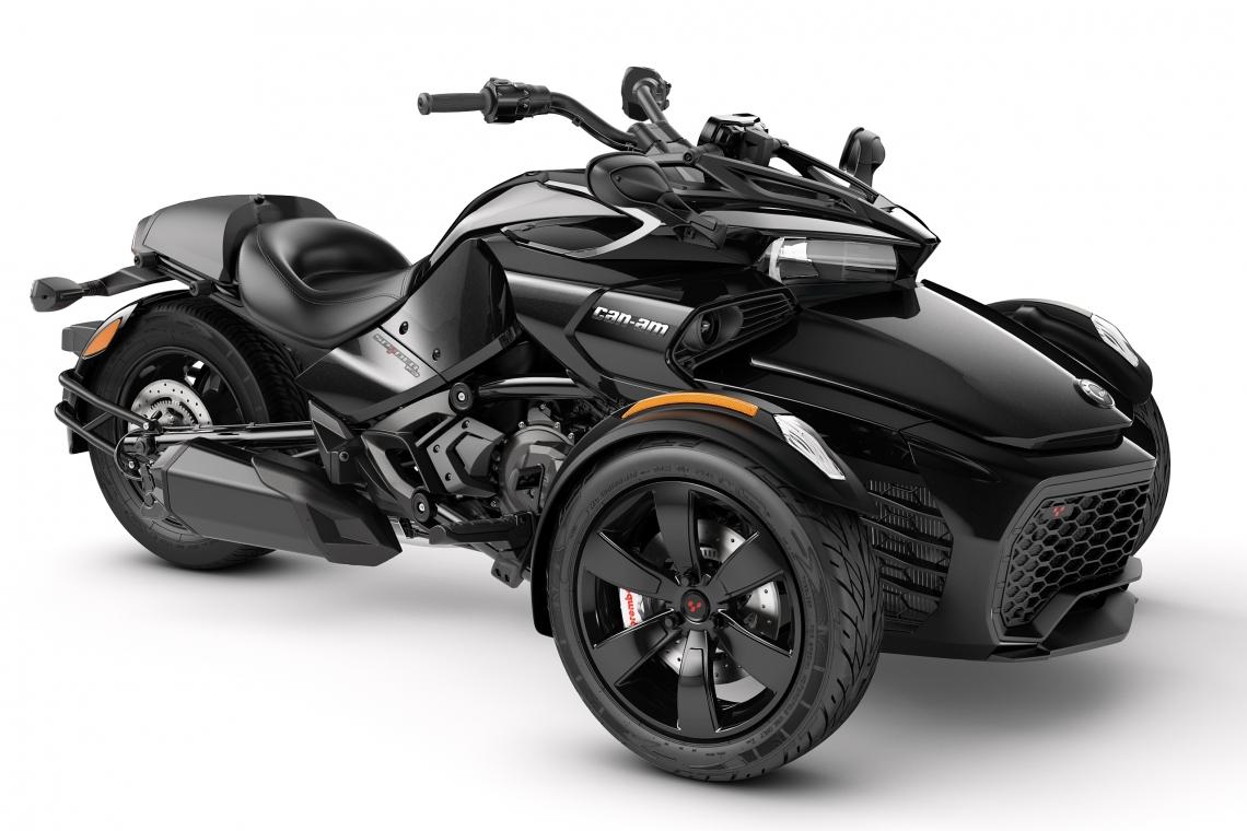 Can-Am Spyder 1330 ACE F3 STD | Roadster 2021