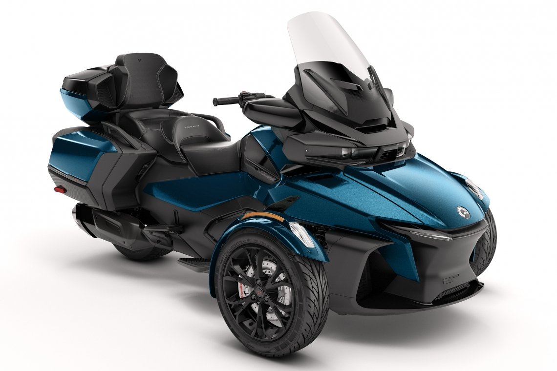 Can-Am Spyder 1330 ACE RT LTD Limited | Roadster 2021