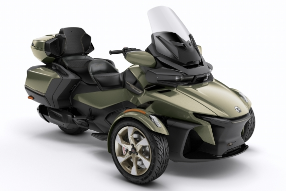 Can-Am Spyder 1330 ACE RT Sea-to-Sky | Roadster 2021