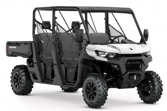 Can-Am Traxter 1000 HD10 MAX DPS T | SSV 2021