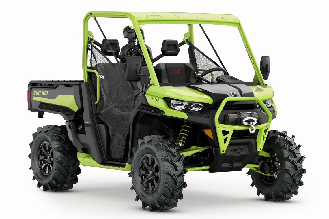 Can-Am Traxter 1000 HD10 X MR | SSV 2021