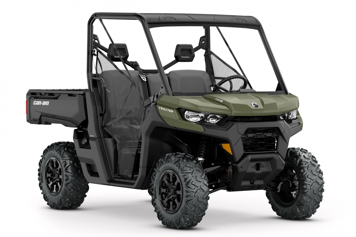 Can-Am Traxter 800 HD8 DPS | SSV 2021