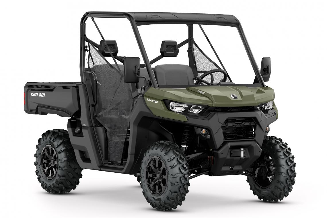 Can-Am Traxter 800 HD8 T | SSV 2021
