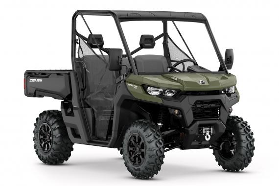 Can-Am Traxter 800 HD8 XU T | SSV 2021