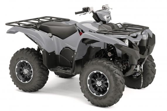 Yamaha Grizzly 700 EPS Alu Räder | ATV 2021