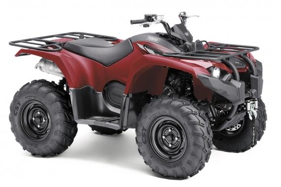 Yamaha Kodiak 450 | ATV 2021