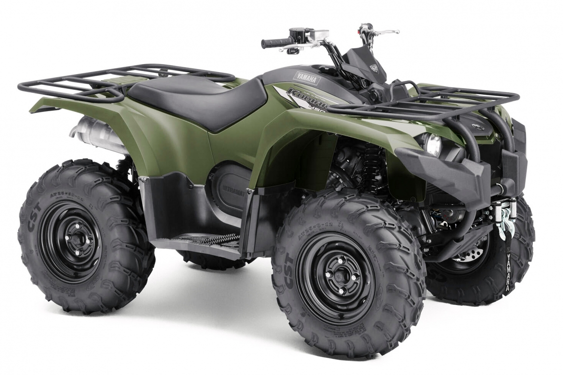 Yamaha Kodiak 450 | ATV 2021