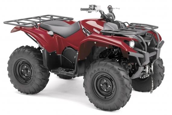 Yamaha Kodiak 700 | ATV 2021