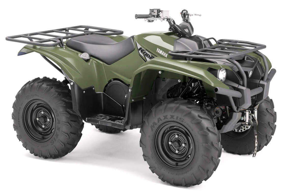 Yamaha Kodiak 700   ATV 2021
