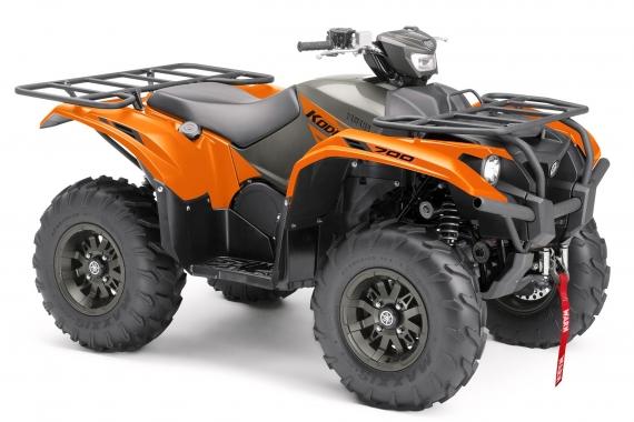 Yamaha Kodiak 700 EPS Special Edition | ATV 2021