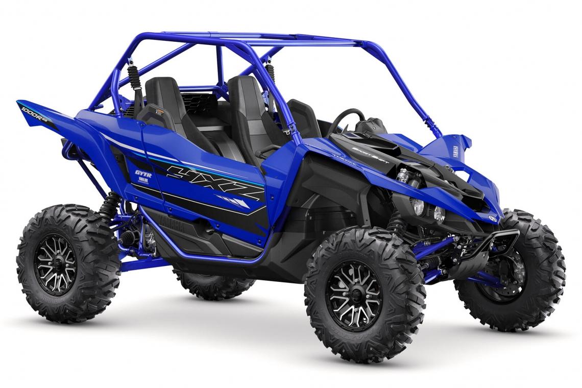 Yamaha YXZ 1000 R SPORT SHIFT | SSV 2021