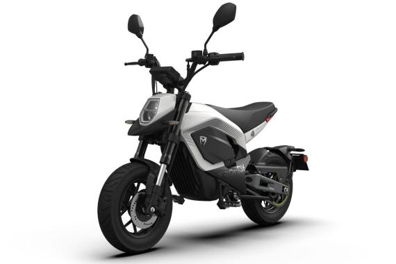Tromox MINO Akku Mini-Bike Premium 26 Freedom White