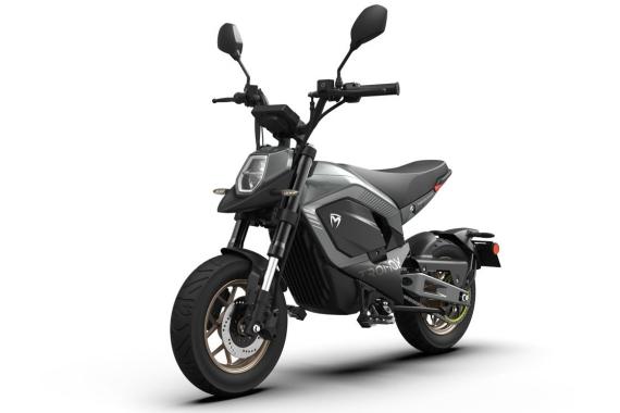 Tromox MINO Akku Mini-Bike Premium 26 Modern Grey