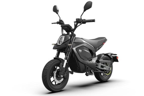 Tromox MINO Akku Mini-Bike Premium 26 Mysterious Black