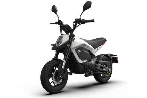 Tromox MINO Akku Mini-Bike Premium 31 Freedom White