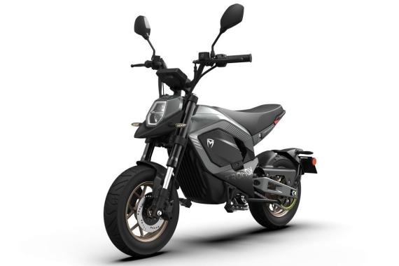 Tromox MINO Akku Mini-Bike Premium 31 Modern Grey