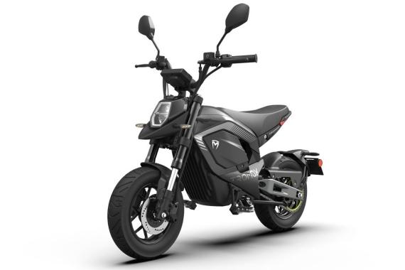 Tromox MINO Akku Mini-Bike Premium 31 Mysterious Black