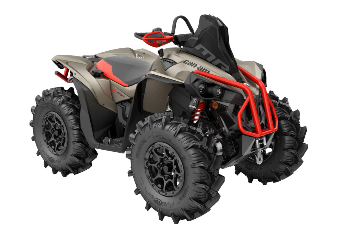 Can-Am Renegade 1000 R X MR | Off Road ATV 2022