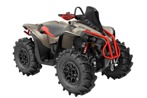 Can-Am Renegade 1000 R X MR   Off Road ATV 2022