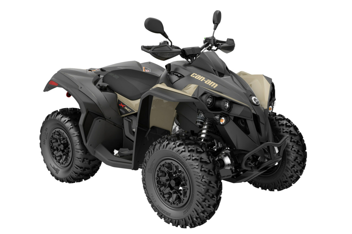 Can-Am Renegade 650 X XC T | Off-Road ATV 2022