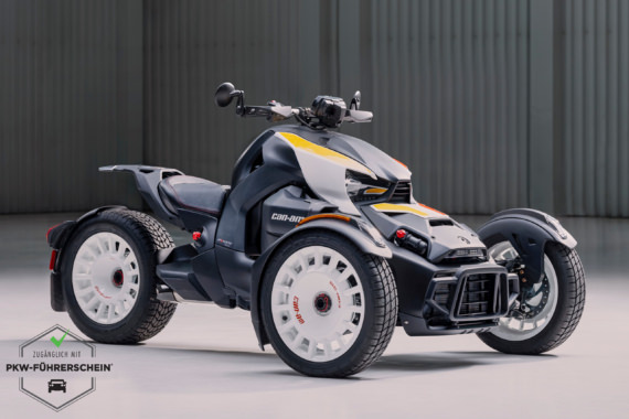 Can-Am Ryker 900 ACE Rally   Roadster 2022