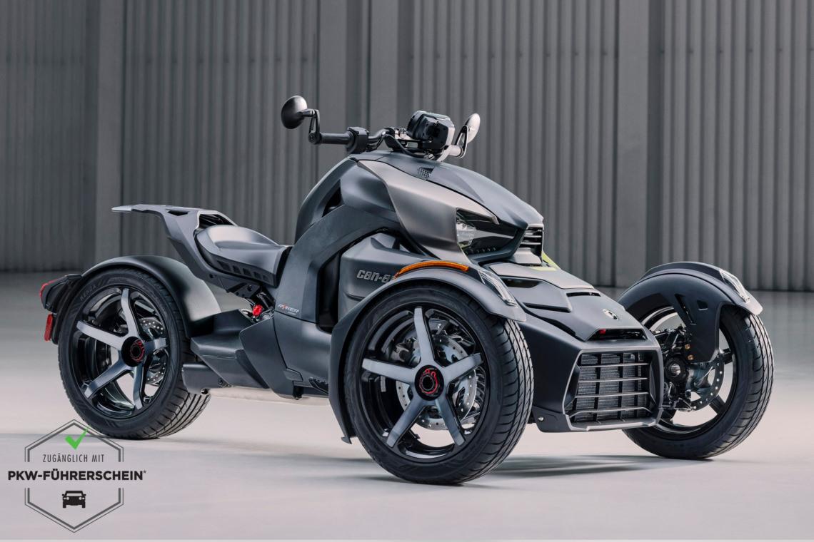 Can-Am Ryker 900 ACE Sport | On-Road Roadster 2022