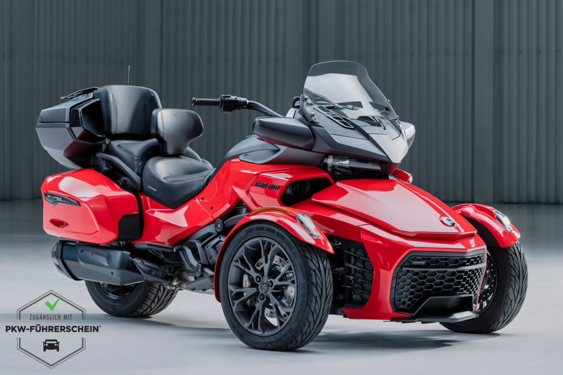 Can-Am Spyder 1330 ACE F3 LTD Limited | On Road Roadster 2022