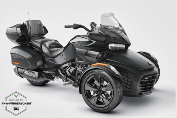Can-Am Spyder 1330 ACE F3 LTD Limited | On-Road Roadster 2022