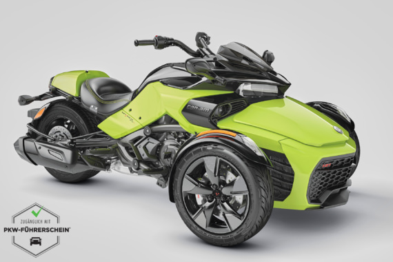 Can-Am Spyder 1330 ACE F3 S | On Road Roadster 2022