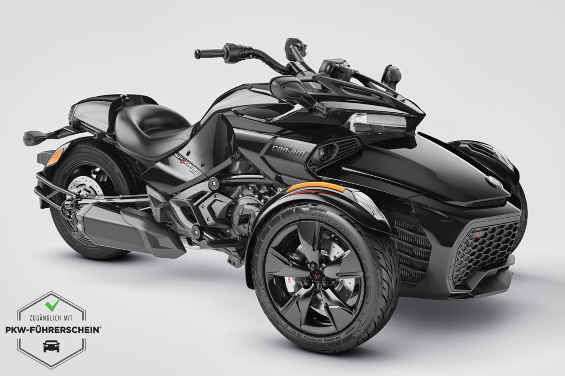 Can-Am Spyder F3 ACE STD | Roadster 2022