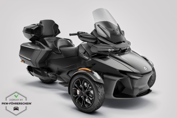Can-Am Spyder 1330 ACE RT LTD Limited | On-Road Roadster 2022
