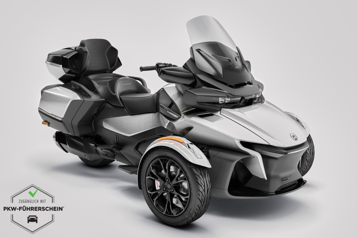 Can-Am Spyder 1330 ACE RT LTD Limited   On-Road Roadster 2022
