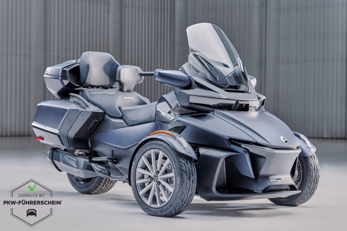 Can-Am Spyder 1330 ACE RT Sea-to-Sky | On Road Roadster 2022