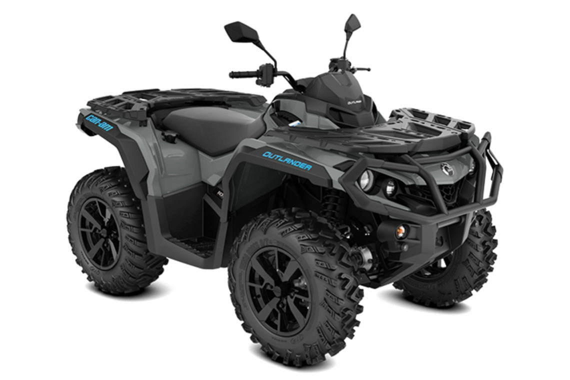 Can-Am Outlander 1000 DPS T   Off-Road ATV 2022