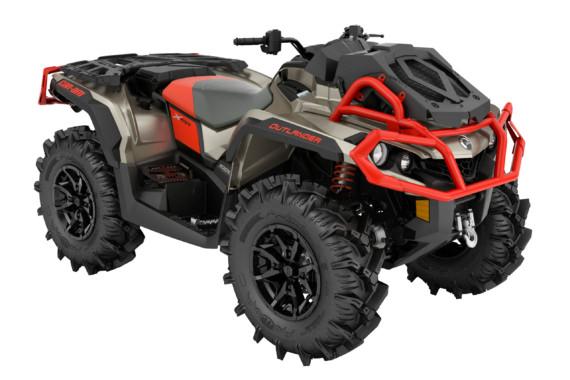 Can-Am Outlander 1000 R XMR | Off-Road ATV 2022
