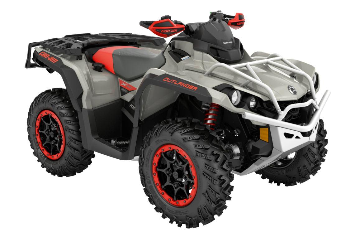 Can-Am Outlander 1000 R XXC   Off-Road ATV 2022