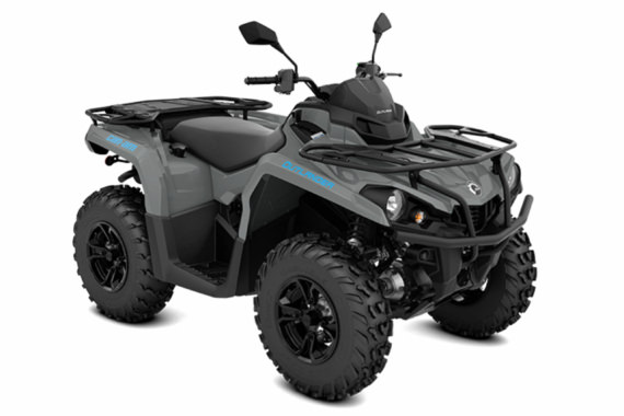 Can-Am Outlander 450 DPS T | Off-Road ATV 2022
