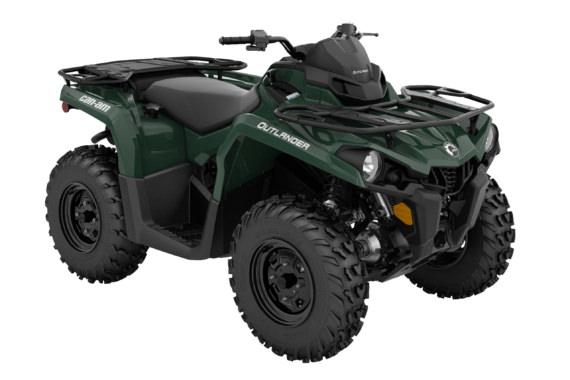 Can-Am Outlander 450 | Off-Road ATV 2022