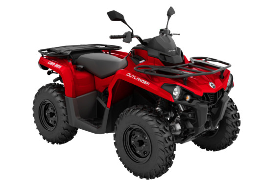 Can-Am Outlander 450 T | Off-Road ATV 2022