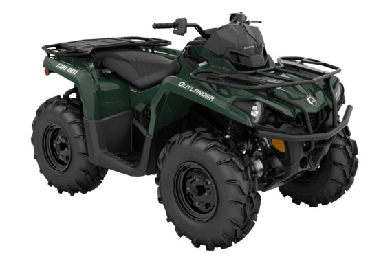 Can-Am Outlander 450 XU | Off-Road ATV 2022