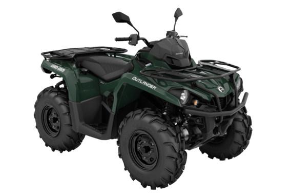Can-Am Outlander 450 XU T | Off-Road ATV 2022