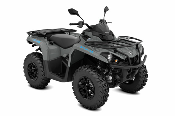 Can-Am Outlander 570 DPS T | Off-Road ATV 2022