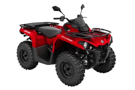 Can-Am Outlander 570 T | Off-Road ATV 2022