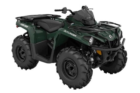 Can-Am Outlander 570 XU | Off-Road ATV 2022