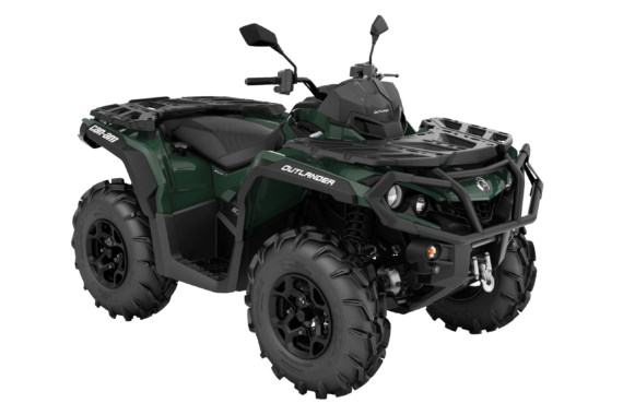 Can-Am Outlander 570 XU+ T | Off-Road ATV 2022