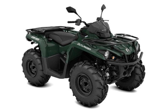 Can-Am Outlander 570 XU T | Off-Road ATV 2022