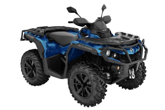 Can-Am Outlander 650 XT T | Off-Road ATV 2022